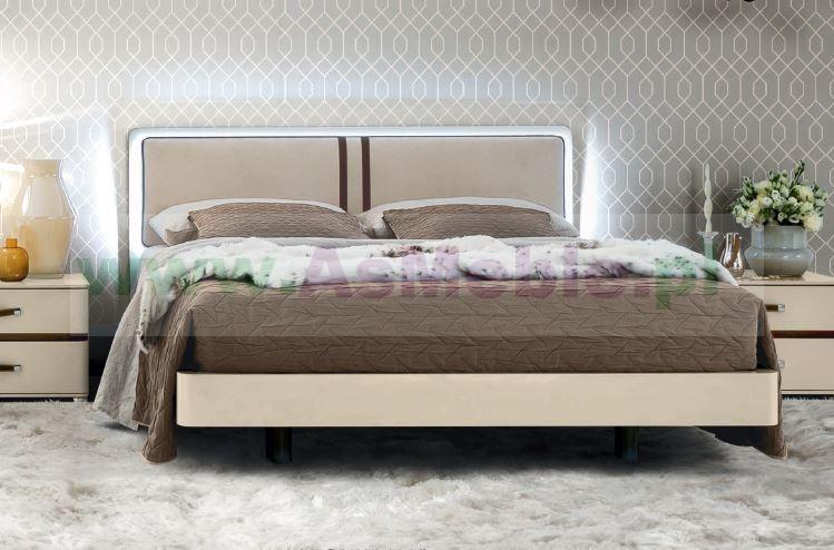 Altea łóżko Typ Altea 160x200 Włoska Kolekcja Mebli Do