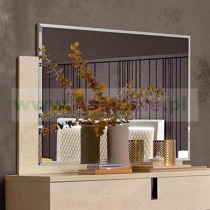 lustro ambra meble w�oskie meble w�oskie sypialnie
