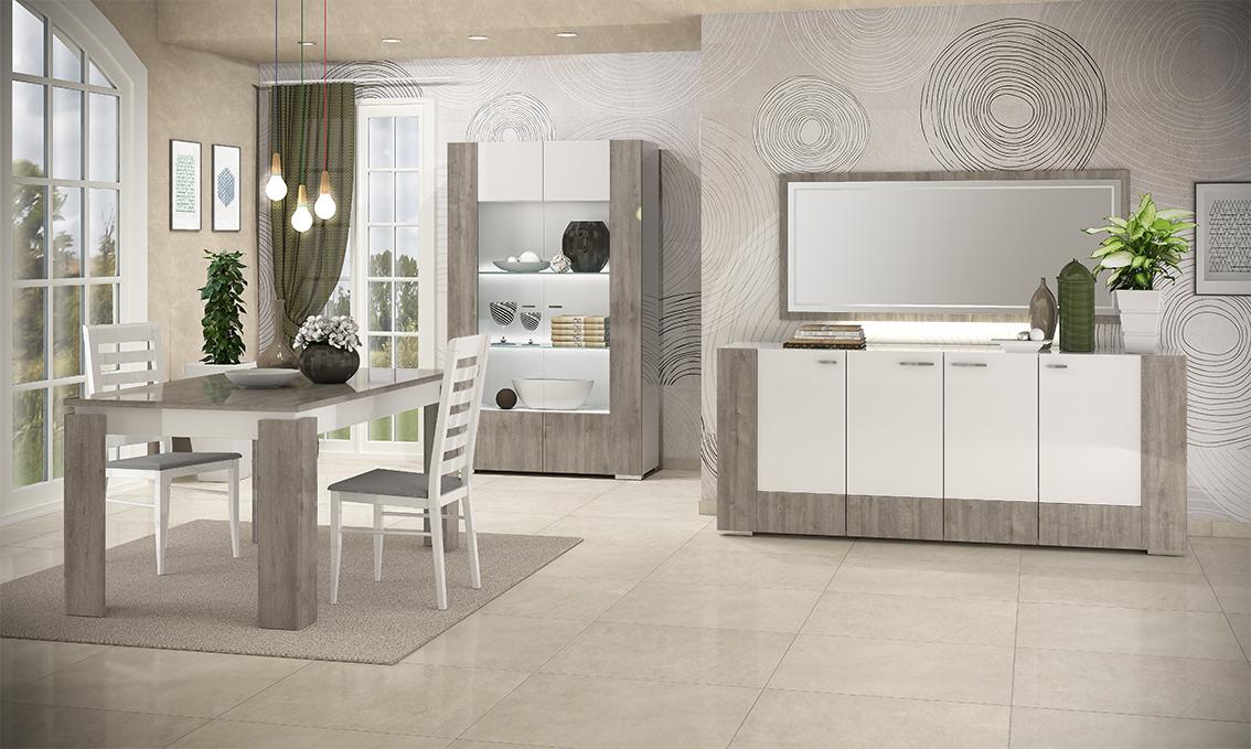 41a44f22ac3f35 nowoczesne meble na wysoki połysk do salonu i jadalni CAPRICCI. Producent:  meble włoskie