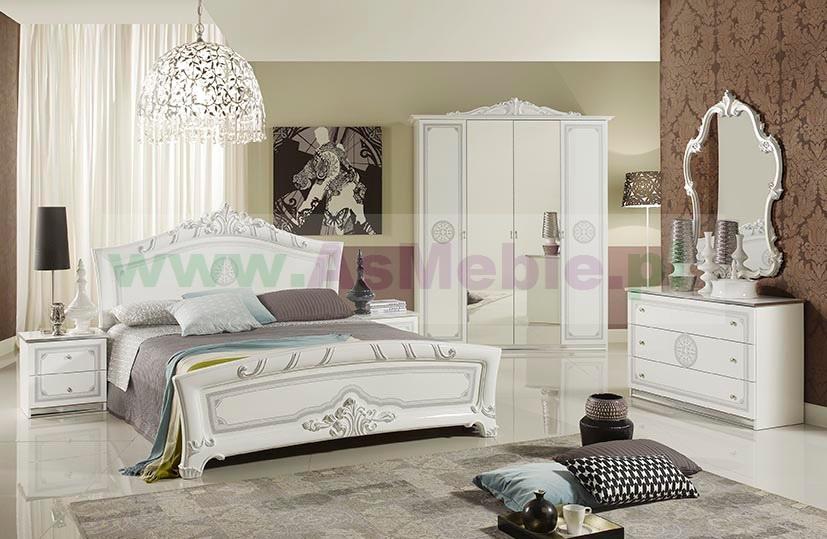 Sypialnia stylowa