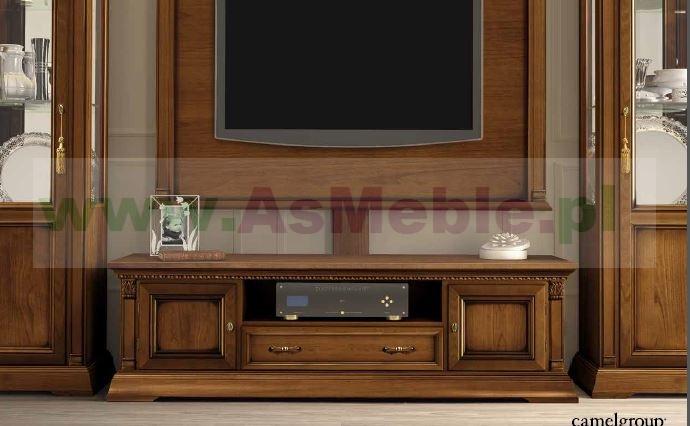 Treviso Szafka Tv Maxi W Kol Czeresni Wloskie Meble Stylowe