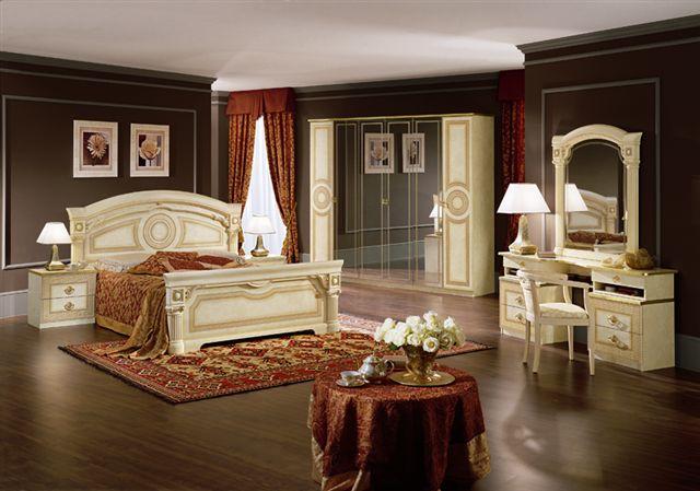 aida sypialnia w�oska komplet z meandrem versace w�oskie