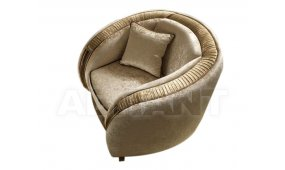 LIBERTY włoska  sofa fotel meandrem Versace. cat. A